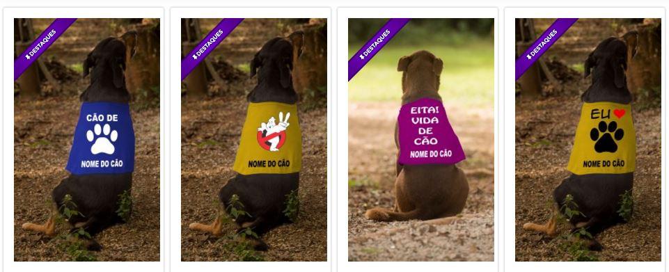 Franquia Online bom pra cachorro
