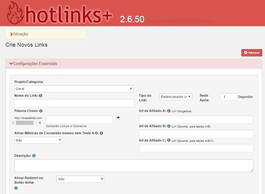 Plugin Hotlinks Plus