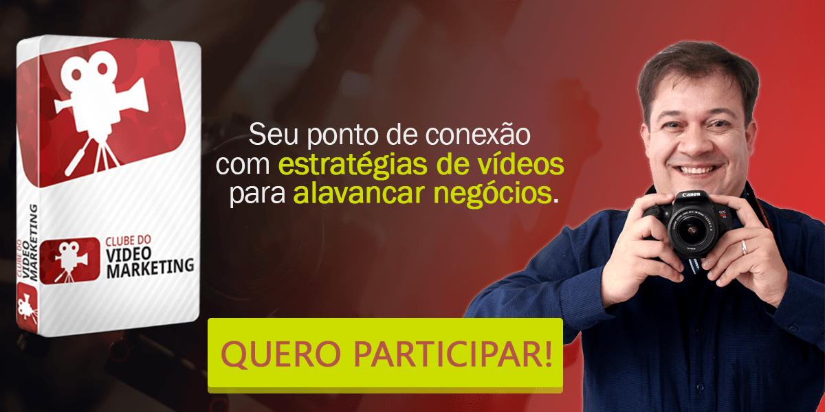 → Clube do Vídeo Marketing (CVM) – Fernando Parmezani (Youtube, Lives e Hangouts)