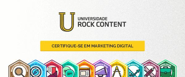 Universidade Rock Content