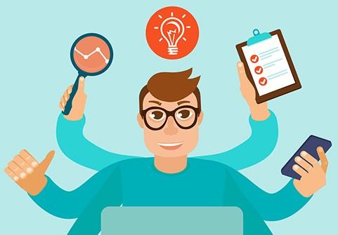 Professor empreendedor online