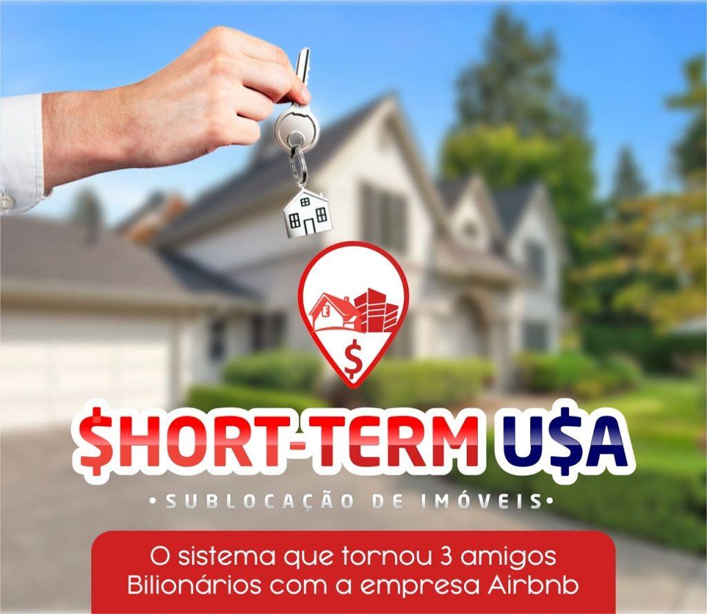 Short-Term é o sistema utilizado para locação de curto prazo