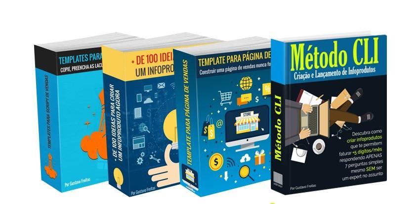 ®Método CLI do Gustavo Freitas Funciona – Como Criar Infoprodutos Digitais
