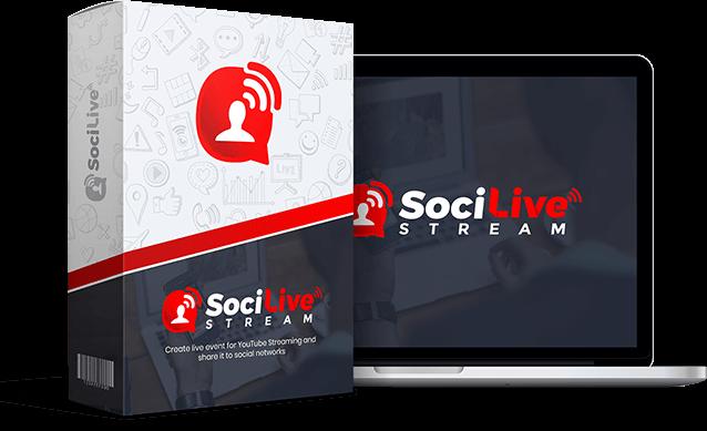 → SociLive Stream 2018 Funciona? Como Fazer Lives sem Aparecer no Vídeo