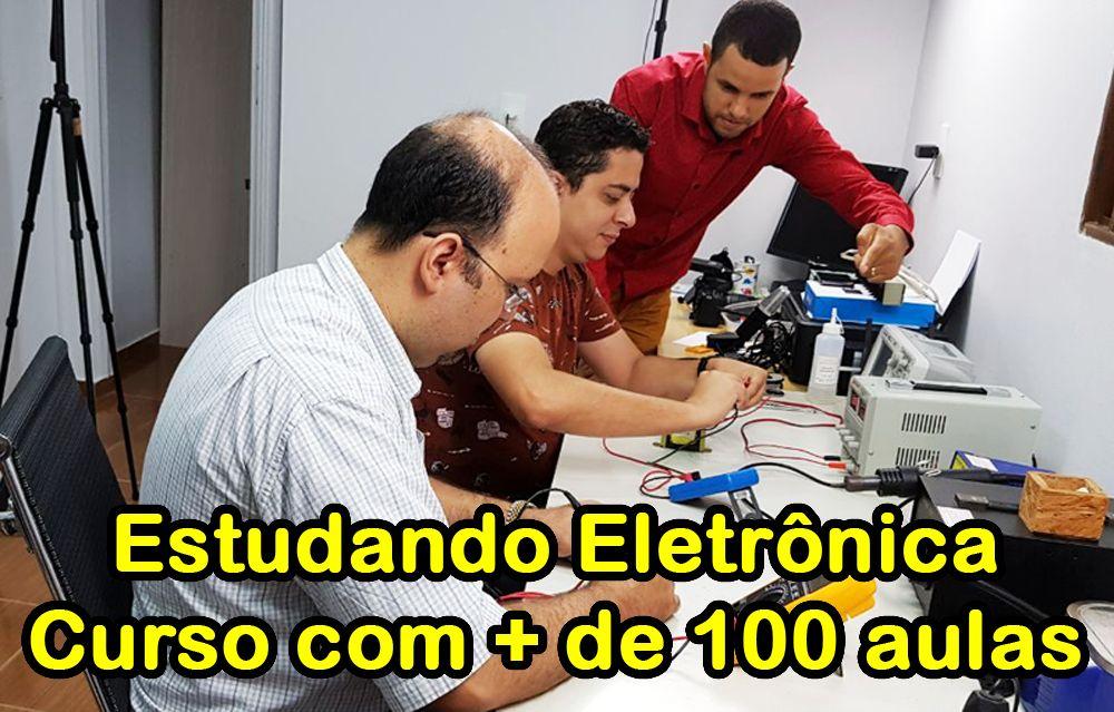 Curso De Eletronica Em Bh