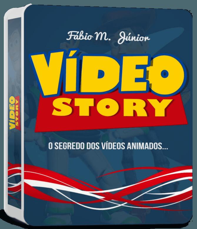 ↓↓ Vídeo Story Funciona Como Criar Vídeos Animados