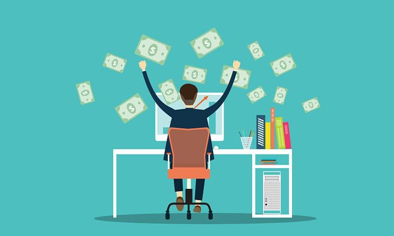 Programa Novos Ricos → Como Ganhar Dinheiro Trabalhando Em Casa