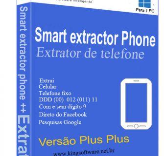 Extrator de Whatsapp