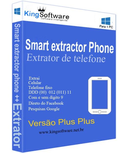 → Extrator de Telefone e Whatsapp do Google e Facebook