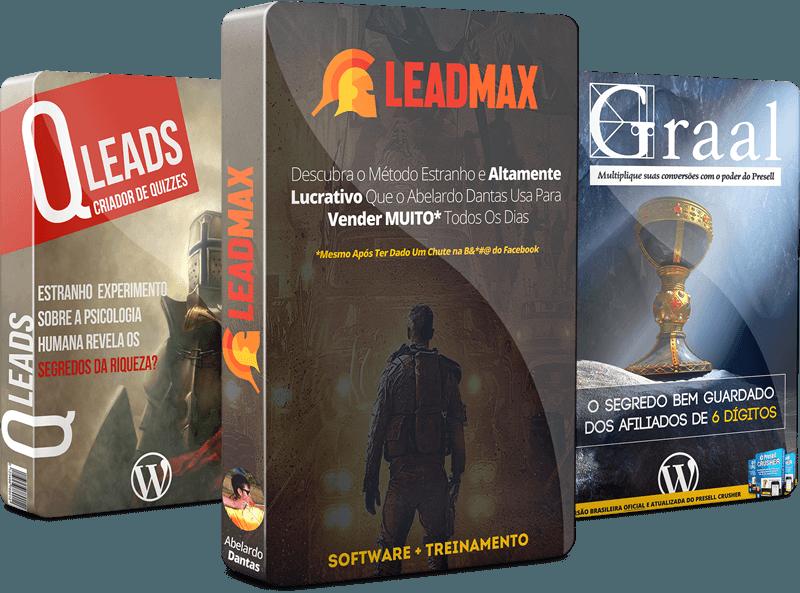 LeadMax Funciona