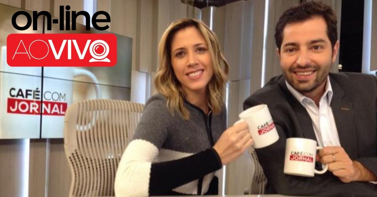 Assistir Café com Jornal Com Luiz Megale